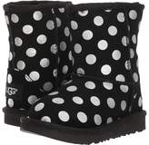 UGG Classic Metallic Dots Girl's Shoes