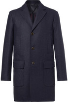Hackett McIntyre Wool Coat