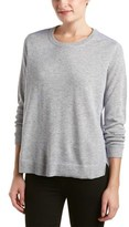 Do & Be DO+BE Do+be Woven Back Sweater.