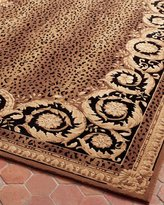Safavieh Roman Leopard Rug, 4' Round