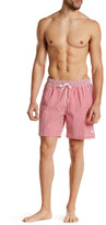 Trunks San-O-Short Gingham Swim Trunk