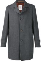 Eleventy buttoned coat