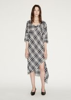 Rachel Comey Plaid Grateful Dress