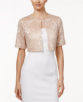 Calvin Klein Sequined Lace Jacket