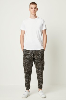 French Connection Yari Machine Stretch Trouser