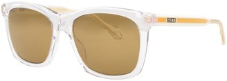 Gucci GG0558S Sunglasses Yellow