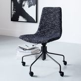 west elm Slope Upholstered Office Chair