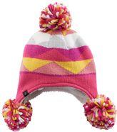 Cuddl Duds Girls 7-14 Geometric Tribal Hat