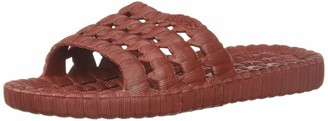 AdTec AquaTecs Slide Sandals for Men Non Slip PVC Sandals Lightweight Sandal + Beach Shoe
