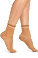 Free People Women's Glimmer Oasis Ankle Socks