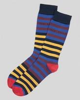 Ted Baker Fatdom Stripe Socks