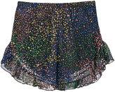 Chloé ruffled hem shorts