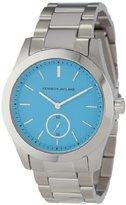 Kenneth Jay Lane Women's KJLANE-2301B Stainless Steel Bracelet Watch