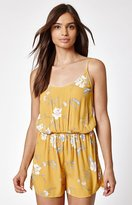 KENDALL + KYLIE Kendall & Kylie Lace Inset Romper
