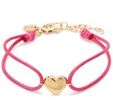 Juicy Couture Heart Cord Bracelet