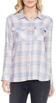 Women's Two By Vince Camuto Daydream Plaid Shirt