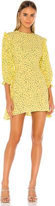 Faithfull The Brand Edwina Mini Dress