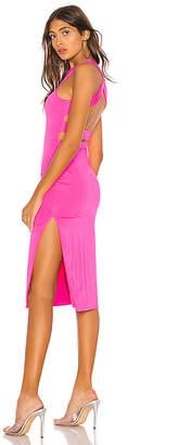 h:ours Elora Midi Dress