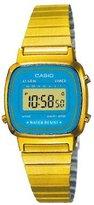 Casio Women's Core LA670WGA-2 Stainless-Steel Quartz Watch