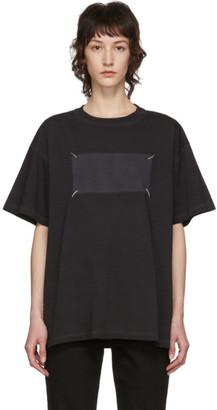 Maison Margiela Black Graphic T-Shirt