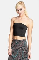 Leith Knit Crop Tube Top