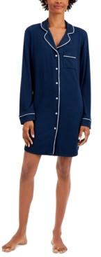 Alfani Hacci Sleep Shirt, Created for Macy's