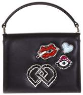 DSQUARED2 Embellished Dd Shoulder Bag