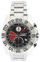 Tudor Iconaut GMT Chronograph 20400 Stainless Steel 43mm Mens Watch