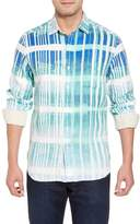 Tommy Bahama Okeechobee Ombre Breezer Sport Shirt