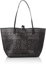 Desigual Women's Bols_scapri No Revers Sandra U Shoulder Handbag