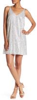 ABS by Allen Schwartz Trapeze Sequin Dress