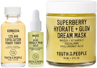 YOUTH TO THE PEOPLE Super Glow Kit