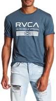 RVCA Station Logo Tee