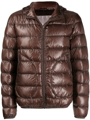 Herno Quilted Puffer Jacket