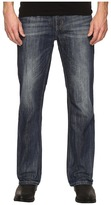 Rock and Roll Cowboy Double Barrel Jeans in Dark Vintage M0D8519