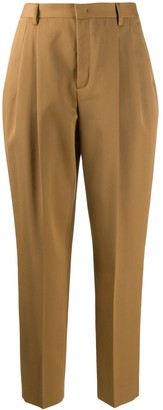 RED Valentino High-Rise Tapered Trousers