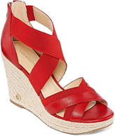 Liz Claiborne Helena Womens Wedge Sandals