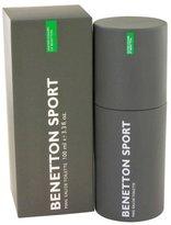 Benetton M-1408 Sport by for Men - 3.3 oz EDT Spray