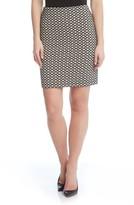 Karen Kane Women's Jacquard Knit Pencil Skirt
