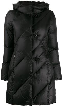 Fay Hooded Down Coat