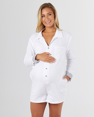 LEGOE. Cotton Romper