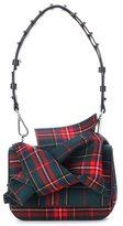 N°21 Plaid shoulder bag