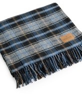 Pendleton Blankets Wool Fringe Motor Robe Throw