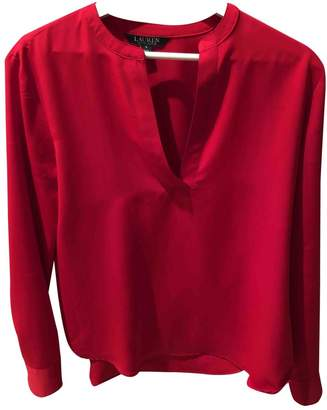 Lauren Ralph Lauren Red Top for Women