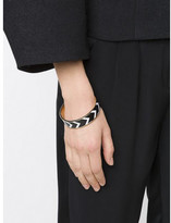 Givenchy chevron pattern bracelet