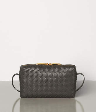 Bottega Veneta SMALL CROSSBODY BAG IN INTRECCIATO NAPPA
