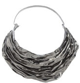 Annelise Michelson Gunmetal Draped Choker
