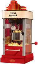 Nostalgia Electrics Nostalgia HKP200 Hollywood Series 2.5-Ounce KettlePopcorn Popper with Personalized Lighted Marquee
