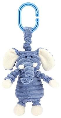Jellycat Cordy Roy Baby Elephant Jitter Soft Toy