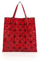 Bao Bao Issey Miyake Prism Lucent Gloss Faux Leather Tote